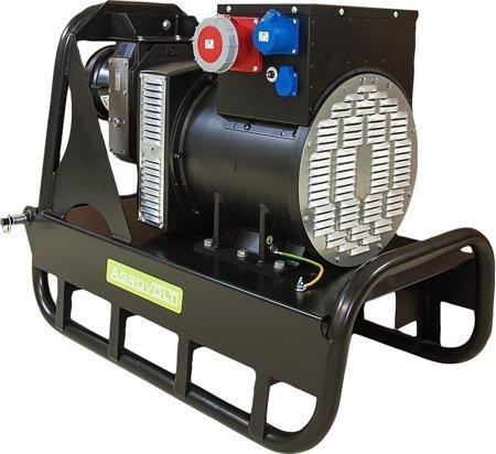 Agregat prądotwórczy AGROVOLT AV65 R na wałek WOM + Darmowa DOSTAWA