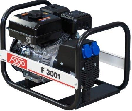 Agregat prądotwórczy FOGO F 3001 + Olej + Darmowa DOSTAWA