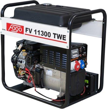 Agregat prądotwórczy FOGO FH 11300 TWE z funkcją spawania + Olej + Darmowa DOSTAWA