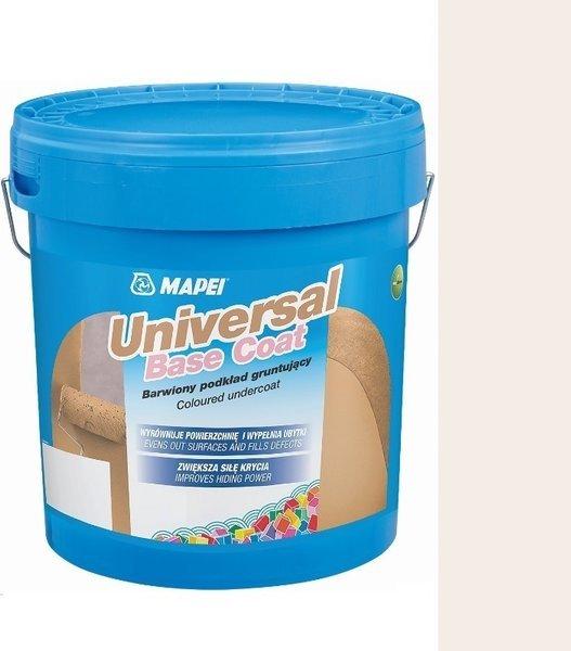 GRUNT ELEWACYJNY MAPEI UNIVERSAL BASE COAT 1018 20KG GRUPA-A