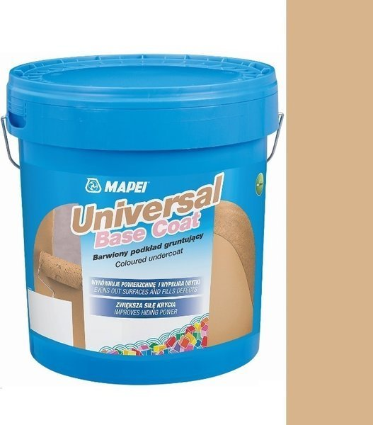 GRUNT ELEWACYJNY MAPEI UNIVERSAL BASE COAT 1116 20KG GRUPA-A
